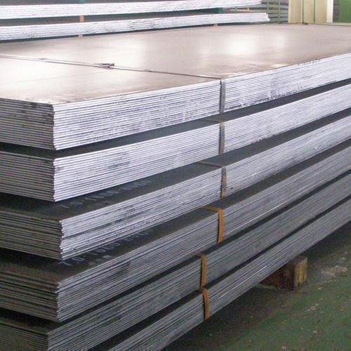 MS Hot Rolled Sheet ,Width 1219x2438x Thickness 50x 0 (1166 KG/PCS) WISCO (013853)