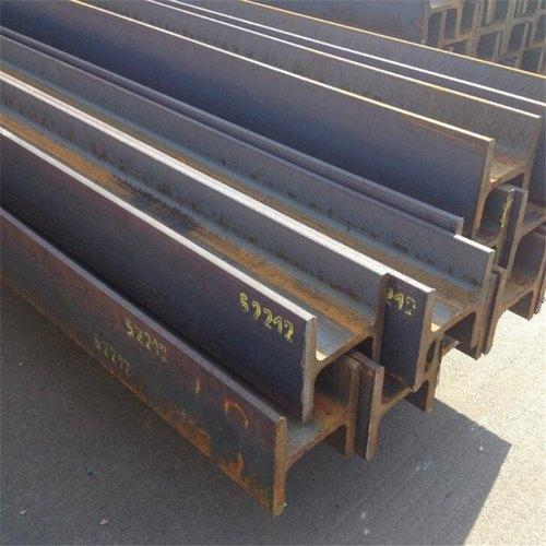 MS I Beam ,Width 125x50x Thickness 5.5 , Thickness 8 , Length 12192 (MM) (384 KG/PCS) WISCO (014014)