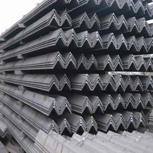 MS Equal Angle ,Width 100x100x Thickness 0x Length 6000 (MM) (9 KG/PCS) WISCO (013899)