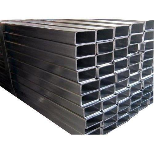 MS Rectangular Tubing ,Width 25x50x Thickness 0.73x Length 5800 (MM) (4.8 KG/PCS) VINA One (00893)/4.8 - Win Store