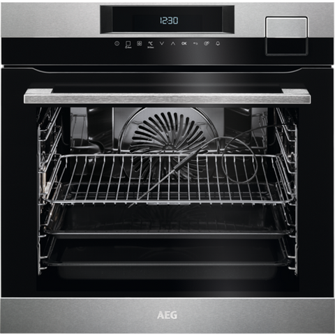 AEG BSK792320M SteamPro Steam Oven Stainless Steel * * ONLY 1 LEFT AT THIS PRICE * *