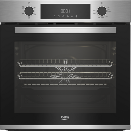 Beko CIFY81X AeroPerfect™ Built In Electric Single Oven - Stainless Steel - A Energy Rated Euronics  * * 1 LEFT AT THIS PRICE * *