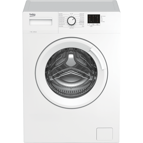 Beko WTK82041W 8kg 1200 Spin Washing Machine - White - Euronics  * * 1 ONLY AT THIS PRICE * *