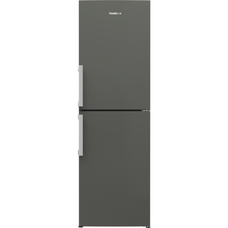 Blomberg KGM4663G Frost Free Fridge Freezer - Graphite - A+ Energy Rated Euronics * * 3 ONLY LEFT * *