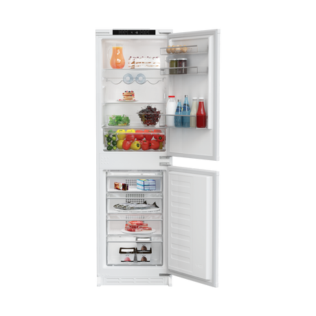 Blomberg KNM4563EI Integrated Frost Free Fridge Freezer - A+ Energy Rated Euronics
