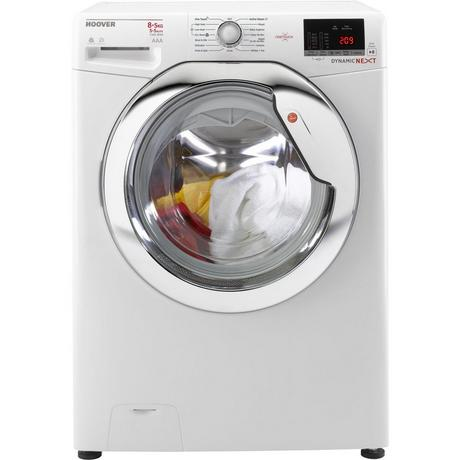 Hoover WDXOC585C 8kg/5kg 1500 Spin Washer Dryer - White - A Rated Euronics