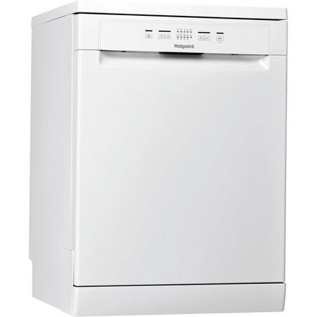 Hotpoint HEFC2B19C Full Size Dishwasher - White - A+ Rated Euronics * * 1 ONLY AT THIS PRICE * *