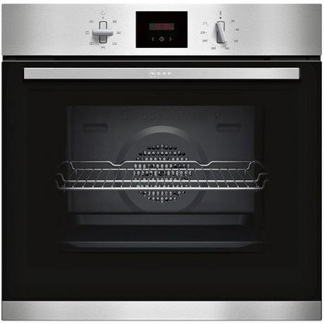 Neff B1GCC0AN0B Built In Electric Single Oven - Stainless Steel - A Energy Rated Euronics