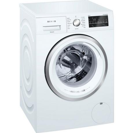Siemens extraKlasse WM14T481GB 8kg 1400 Spin Washing Machine - White - A+++ Energy Rated Euronics