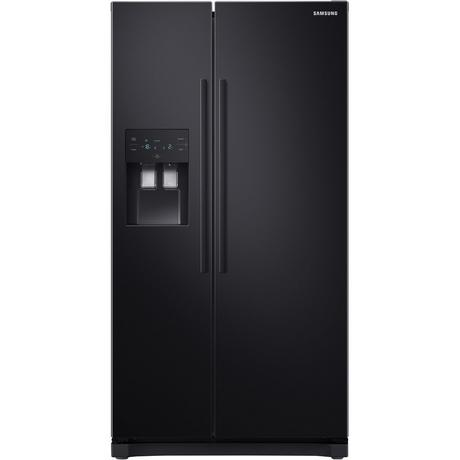 Samsung RS50N3513BC American Style Fridge Freezer - Black Euronics * * 2 ONLY LEFT AT THIS PRICE * *