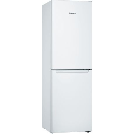 Bosch KGN34NWEAG Frost Free Fridge Freezer - White - A++ Energy Rated Euronics