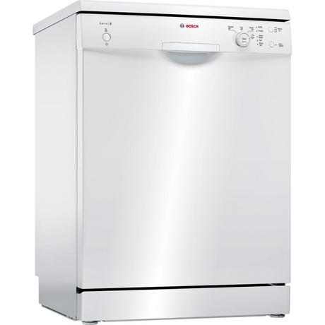 Bosch SMS24AW01G Full Size Dishwasher - White - A+ Rated Euronics * * 1 LEFT AT THIS PRICE * *