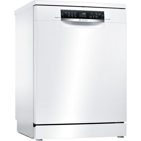 Bosch SMS67MW00G 14 Place Settings Full Size Dishwasher with PerfectDry - White - A+++ Energy Rated Euronics  * * 1 ONLY AT THIS PRICE * *