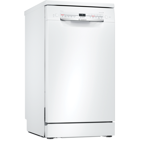 Bosch SPS2IKW04G Slimline Dishwasher - White - A++ Energy Rated Euronics * * 1 ONLY AT THIS PRICE * *