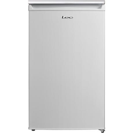Lec L5017W 50cm Undercounter Larder Fridge - White - A+ Rated Euronics
