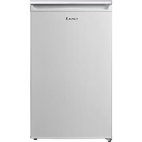 Lec R5517W 55cm Undercounter Fridge - White - A+ Rated Euronics