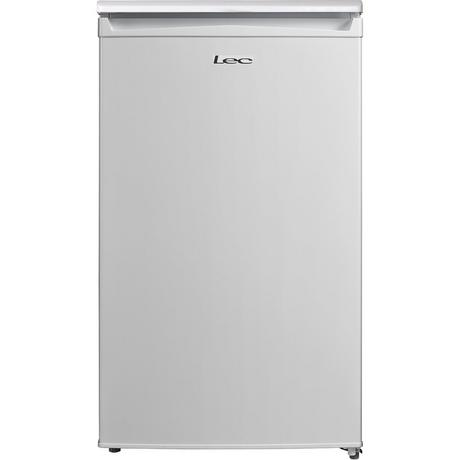 Lec U5017W 50cm Undercounter Freezer - White - A+ Rated Euronics