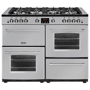 Belling Farmhouse 110G 110cm Gas Range Cooker Silver-Appliance People
