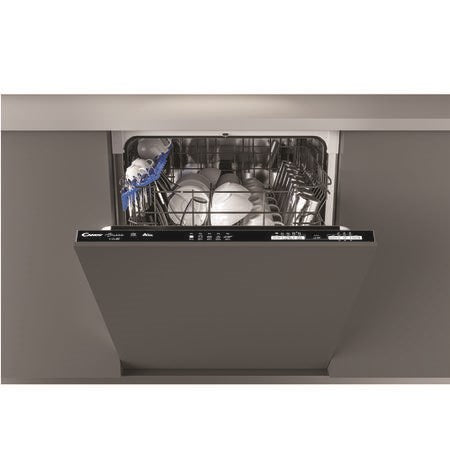 Candy CB13L8B Fully Integrated Dishwasher With WiFi & Bluetooth Connectivity