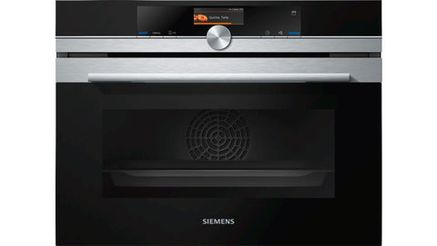 Siemens iQ700 CS656GBS6B Built-in compact steam oven  * * ONLY 1 LEFT TO CLEAR * *