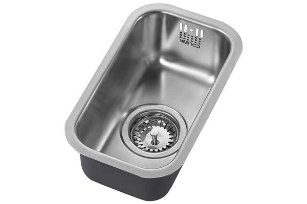 The 1810 Company ETROUNO 170U Undermount Sink Stainless Steel-Appliance People