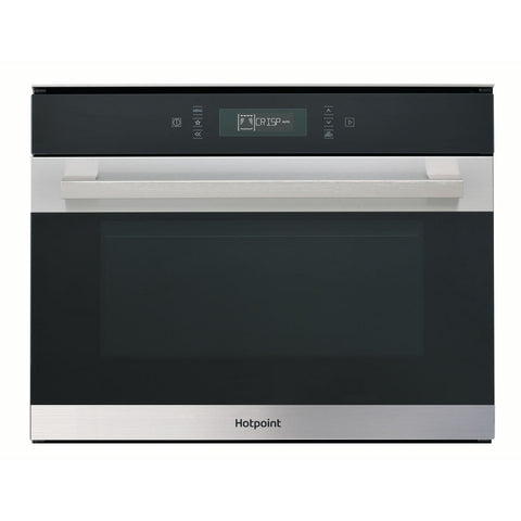 Hotpoint Class 7 MP776IXH Built-in Microwave-Appliance People