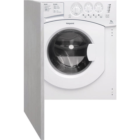 Hotpoint BHWM149-2 7kg Integrated Washing Machine-Appliance People