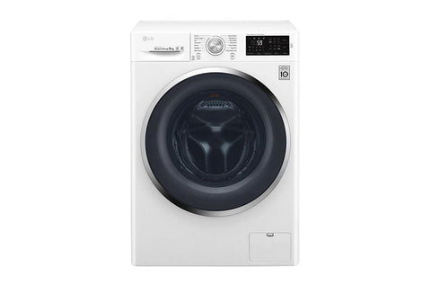 LG Direct Drive FH4U2VCN2 9Kg 1400rpm Washing Machine in White