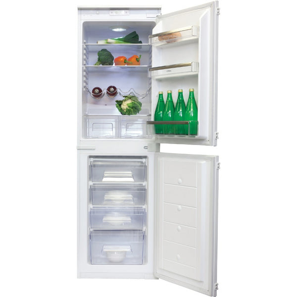 CDA FW852 Integrated 50/50 fridge/freezer White-Appliance People