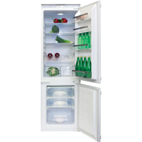 CDA FW872 Integrated 70/30 fridge/freezer White-Appliance People