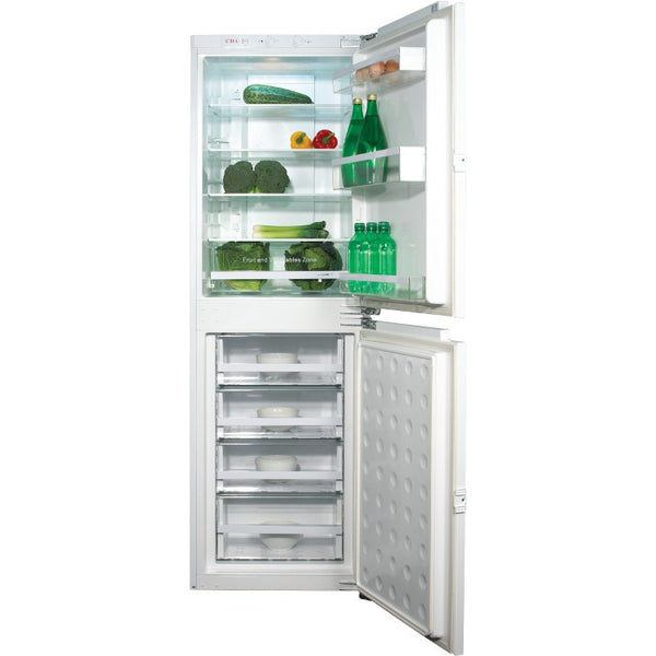 CDA FW951 Integrated frost free 50/50 fridge/freezer White-Appliance People
