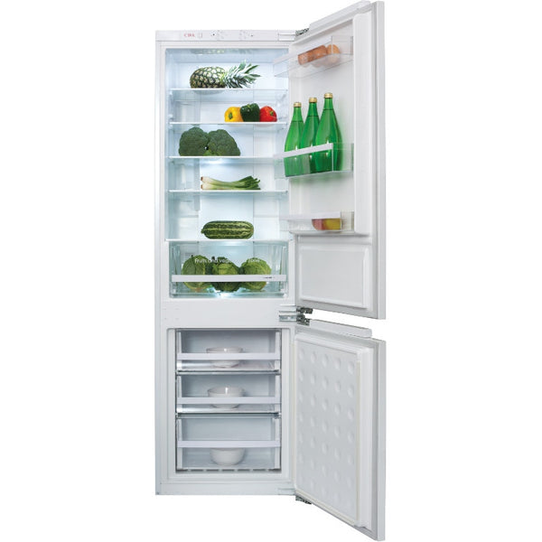 CDA FW971 Integrated frost free 70/30 fridge/freezer White-Appliance People