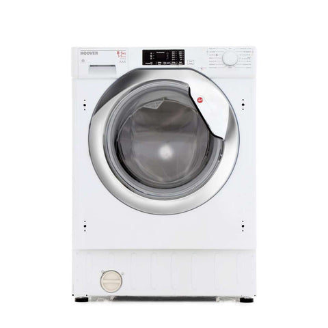 HOOVER HBWD8514DAC-80 8KG Wash 5Kg Dry 1400rpm Integrated Washer Dryer