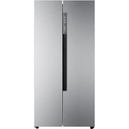 Haier HRF-450DS6 American Fridge Freezer - Silver - A+ Rated * * 2 ONLY LEFT AT THIS PRICE * *