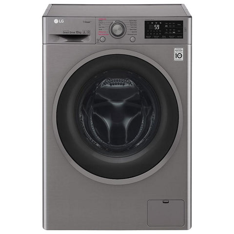 LG F4J610SS 10kg 1400rpm Steam Washing Machine in Graphite * * ONLY 2 LEFT TO CLEAR * *