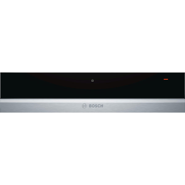 Bosch Series 8 BIC630NS1B Built-in Warming Drawer Stainless Steel-Appliance People
