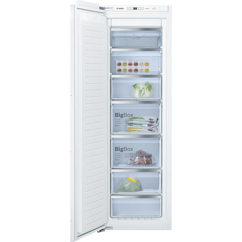 Bosch Series 6 GIN81AE30G Built-in Freezer-Appliance People