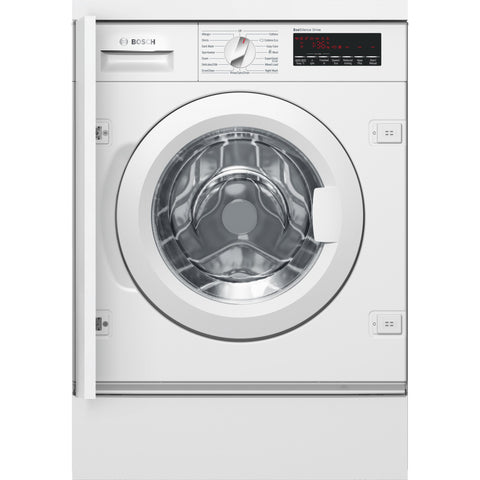 Bosch Series 8 WIW28500GB Integrated Washing Machine-Appliance People