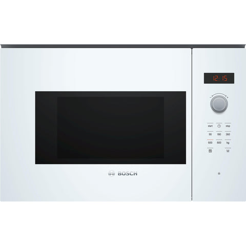 Bosch Serie 4 BFL523MW0B Built-in Microwave White-Appliance People