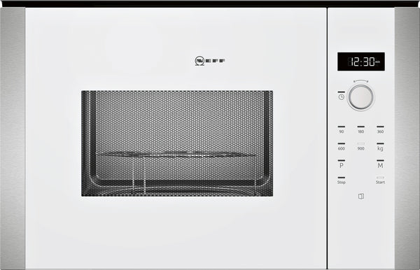 Neff HLAWD53W0B N50 Built-in microwave oven-Appliance People