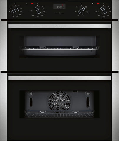 Neff J1ACE4HN0B N50 Built-under Double Oven Stainless Steel * * Limited Offer * *-Appliance People