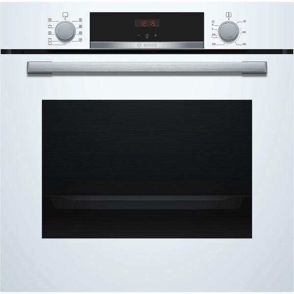 Bosch Series 4 HBS534BW0B Built-in Single Oven White-Appliance People