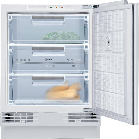 Neff G4344X7GB N50 Built-under Freezer Fixed hinge * * 2 only * *-Appliance People