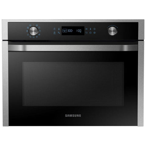 Samsung NQ50J5530BS  Built In Combination Microwave in stainless steel
