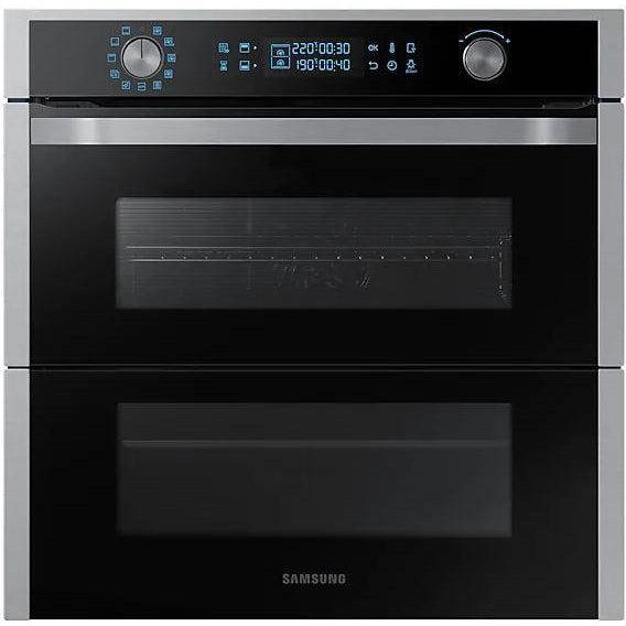Samsung NV75N7677RS Dual Cook Flex Oven