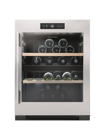 Fisher Paykel RF106RDWX1 60cm Freestanding Dual Zone Wine Cooler