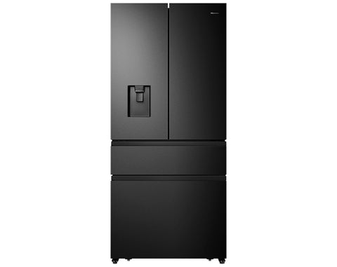 HISENSE PureFlat RF540N4WF1 Fridge Freezer - Black Steel * * 3 ONLY AT THIS PRICE * *