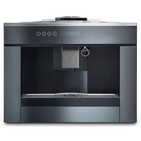 Built In Coffee Machine 45CM Rangemaster RMB45CFBL/SS   * * SAVE £400 - ONLY 2 LEFT AT THIS PRICE * * **SAVE A FURTHER £100 THIS WEEKEND ONLY WITH CODE CMB100**