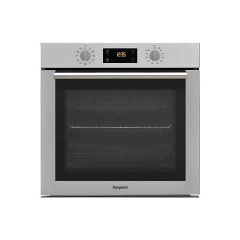 Hotpoint SA4844PIX Multifunction single pyrolytic oven * * WORKS ON A 13 AMP SUPPLY * *