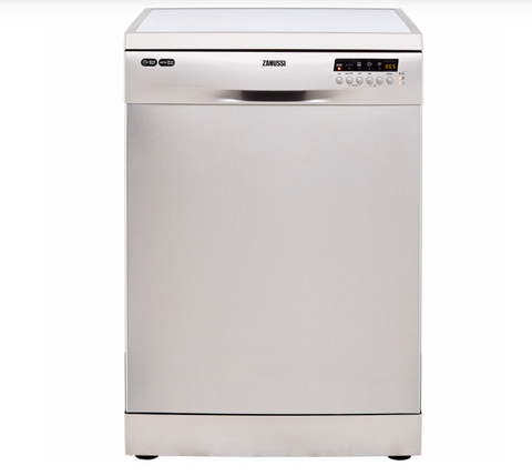 Zanussi ZDF36001XA Freestanding Dishwasher in Stainless Steel